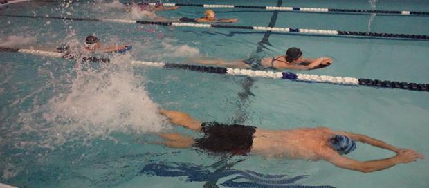 Adult Swimming Programs